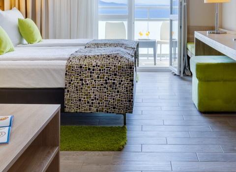 Fotografija hotelske sobe