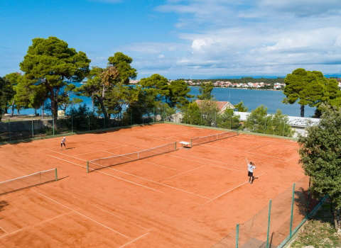 Fotografija Lifestyle hotela, tenis