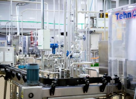 Fotografija tvornice