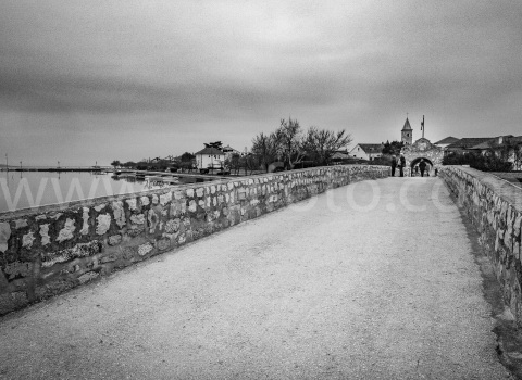Fotografija za print-Nin-stari-most