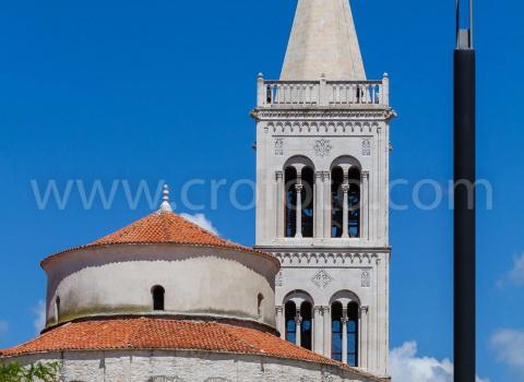 Crkva svetog Donata u Zadru i zvonik svete Stošije