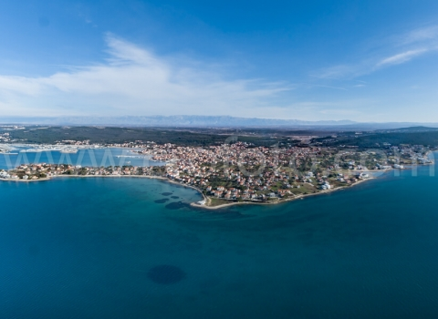 Fotografija iz zraka za kataloge Sukošan